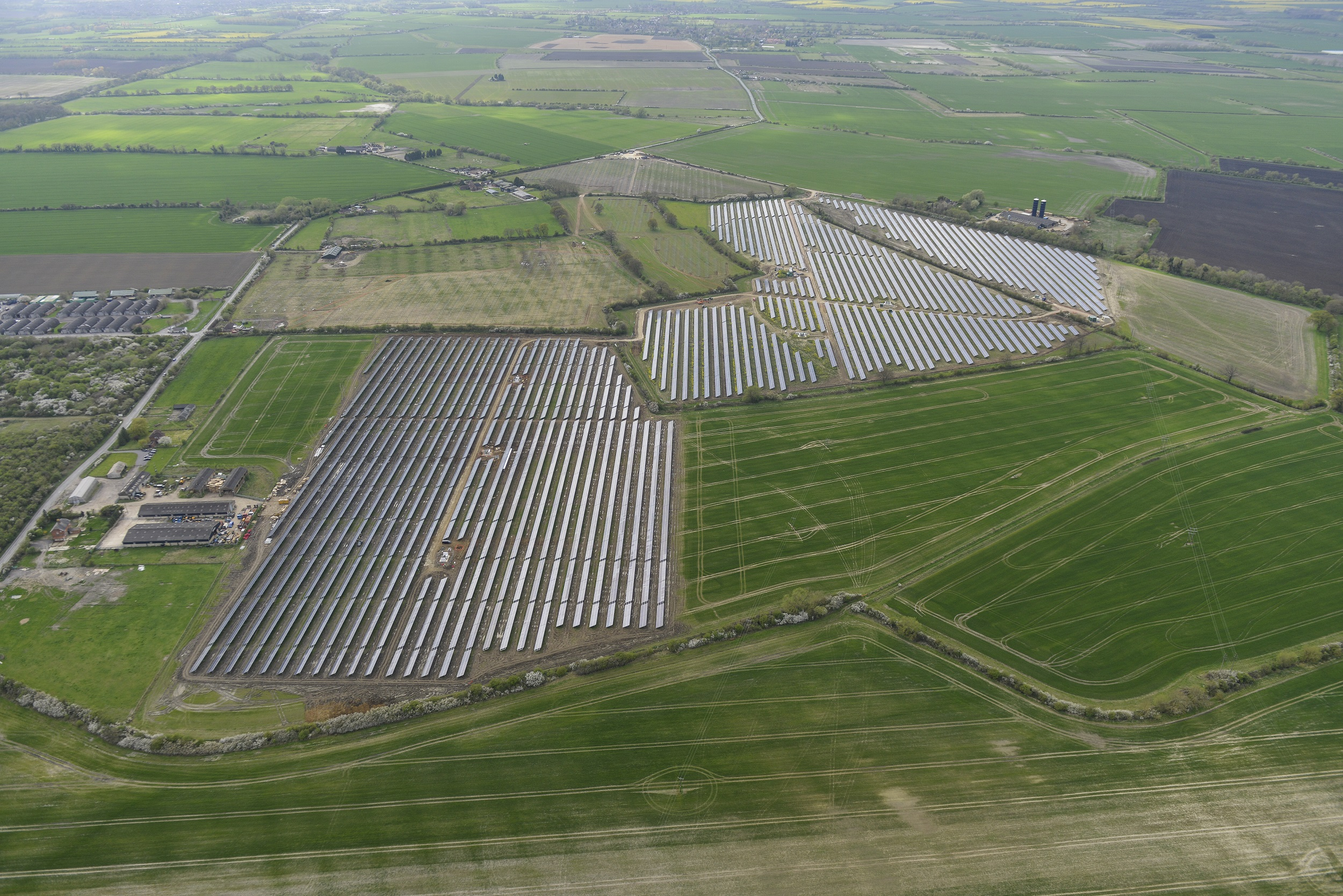 Solar park investments